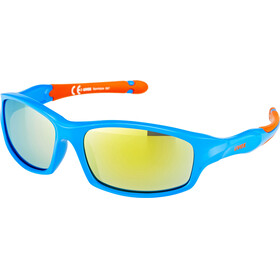 UVEX sportstyle 507 Kids Glasses blue orange